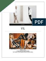 h&m and Zara Marketing