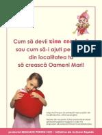 Zana Cea Buna Ajuta Copiii - Ghid