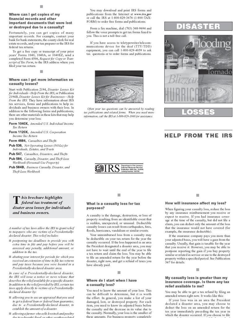 US Internal Revenue Service: p1600   Internal Revenue Service ...