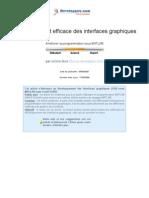 Matlab Developpement Efficace Interfaces Graphiques