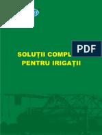 Catalog Irigatii ROMET
