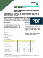CS3 CD Series