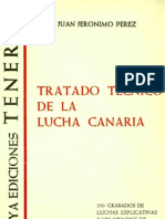 Tratado Tecnico de La Lucha Canaria