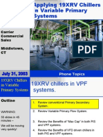 Carrier Vpf System