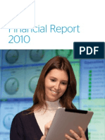 BBVA Financial Report 2010