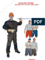 Catalogo Texone Abbigliamento Da Lavoro b55fd264323