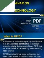 RFID ppt