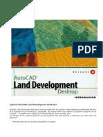 Manual de Autodesk Land Desktop 2i