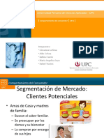 Comportamiento del Consumidor - Final v2007 RTM UPC