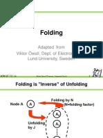 2011 DSP IC Lec 6 Folding Part I