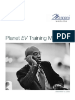 Planet EV 3.1 Training Manual