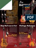 Kay Reissue Vintage