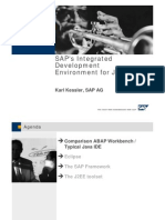 SAP NetWeaver Developer Studio