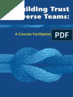 Building Trust in Diverse Teams