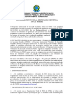 Edital_PIBIC-PIVIC_2011-2012