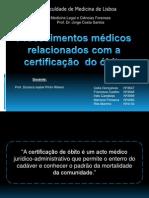 Med - Certificado Obito