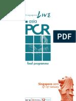 2011 Final Programme