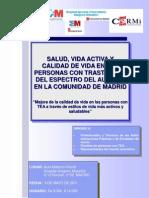 Programa Seminario Salud y Vida Activa