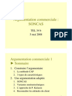 Les Argument at Ions Commerciales