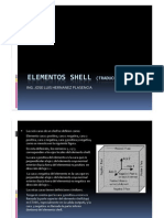 Iso-8859-1 Elementos Shell