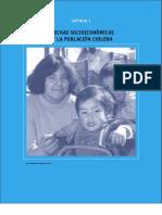 Brechas socioeconómicas en Chile