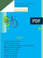 7º B A bicicleta