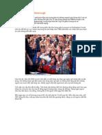 20 năm thảm họa Hillsborough