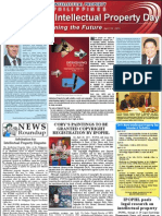 11th World Intellectual Property Day special section on the Philippine Star