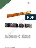 PROB BIO DEL DESARROLLO N° 3 - MÚSCULOS