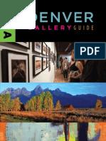 Denver Gallery Guide