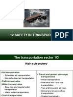 12_safety in Transportation