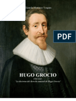 Hugo Grocio Derecho Natural
