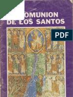 Antonio Vilaplana La Comunion de Los Santos