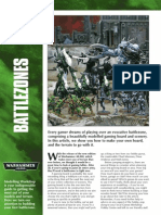 Modelling Workshop Battlezones
