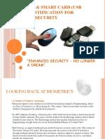 Biometric & Smart Card (Usb Based)