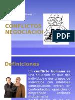 Presentación 1 qué es un conflicto estructura y mediaciones