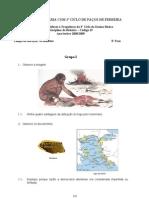 Exame Equivalência à Frequência 2008-2009