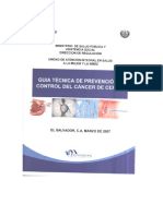Guia Preven Cancer Cervix