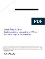 45227721 OTL With Projects Overview 1