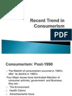 Recent _ Consumerism