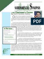 April 2011 Environmental Synopsis