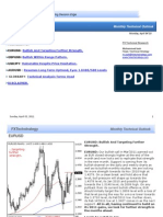 Monthly Technical Outlook Pro April 2011