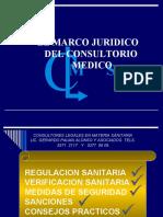 Ley de Salud en Consultorios Lic. Gerardo Palma
