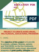 Proyect Description