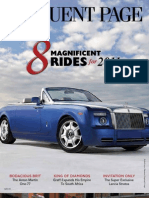 Affluent Page Features