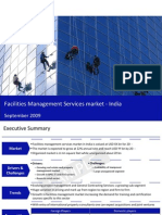 Facilities Management Services Market India Sample