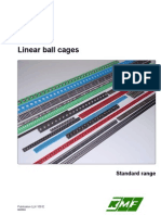 KMF Linear Ball Cages