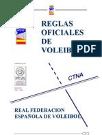 reglas de voleibol