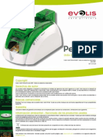 Manual tutorial de Usuario para Impresora Evolis Pebble 4