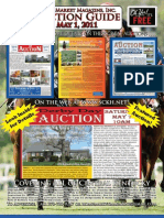 May 1 2011 Auction Guide